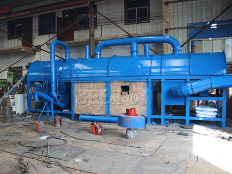 Charcoal Production Line for Sale